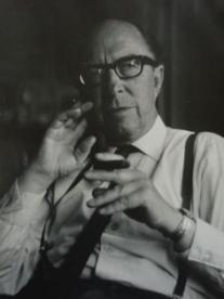 Oskar (Kristian Nielsen) Gyldmark
